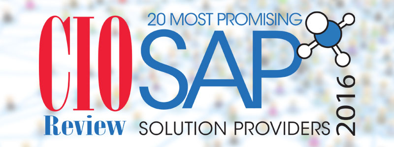 Press Release: CSI tools is recognized among 20 Most Promising SAP Solution Providers 2016 by CIOReview