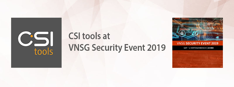 CSI tools at VNSG Security Event 2019