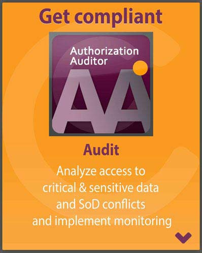 Get compliant with CSI Authorization Auditor