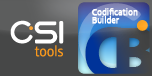 csi codification builder 0