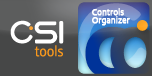 csi controls organizer